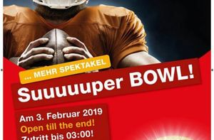 Superbowlparty WINWIN